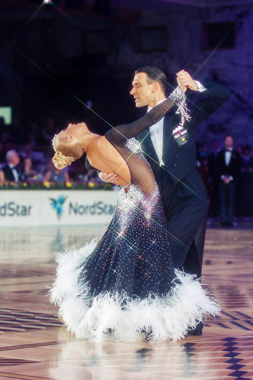 Арунас Бижокас и Катюша Демидова, фото Светозар Андреев