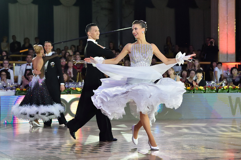 Виктор Фанг и Анастасия Муравьева, фото Олег Коныжев