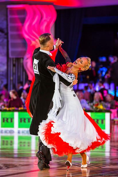 Волкер Шмидт и Эллен Йонас, Германия, фото Алексей Исмагилов