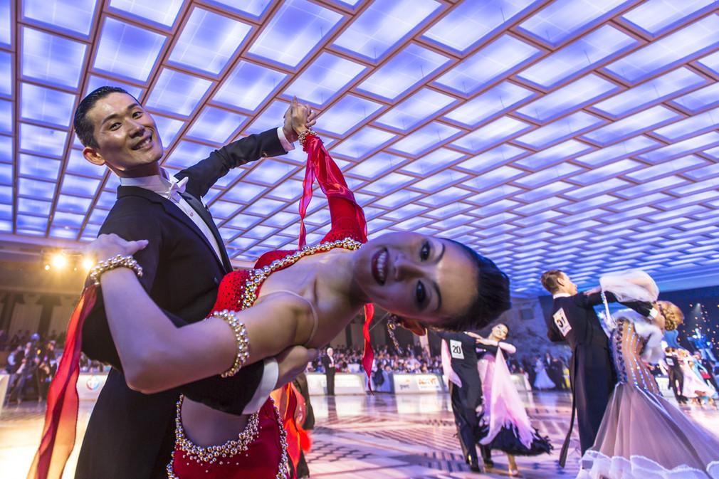 Японские дуэты приедут покорять танцевальные вершины в Кремль!