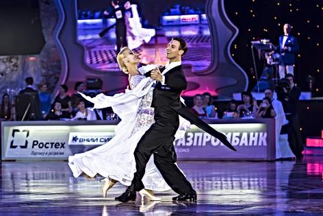 Арунас Бижокас и Катюша Демидова, фото Алексей Исмагилов