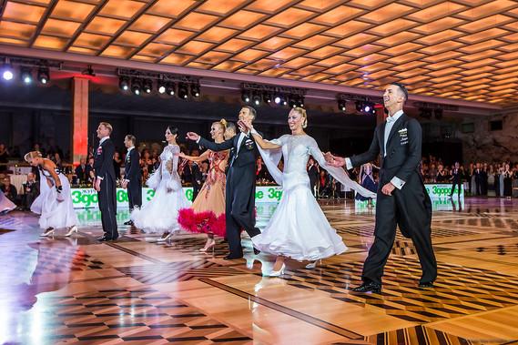 Финалисты чемпионата мира по европейским танцам, фото Алексей Исмагилов