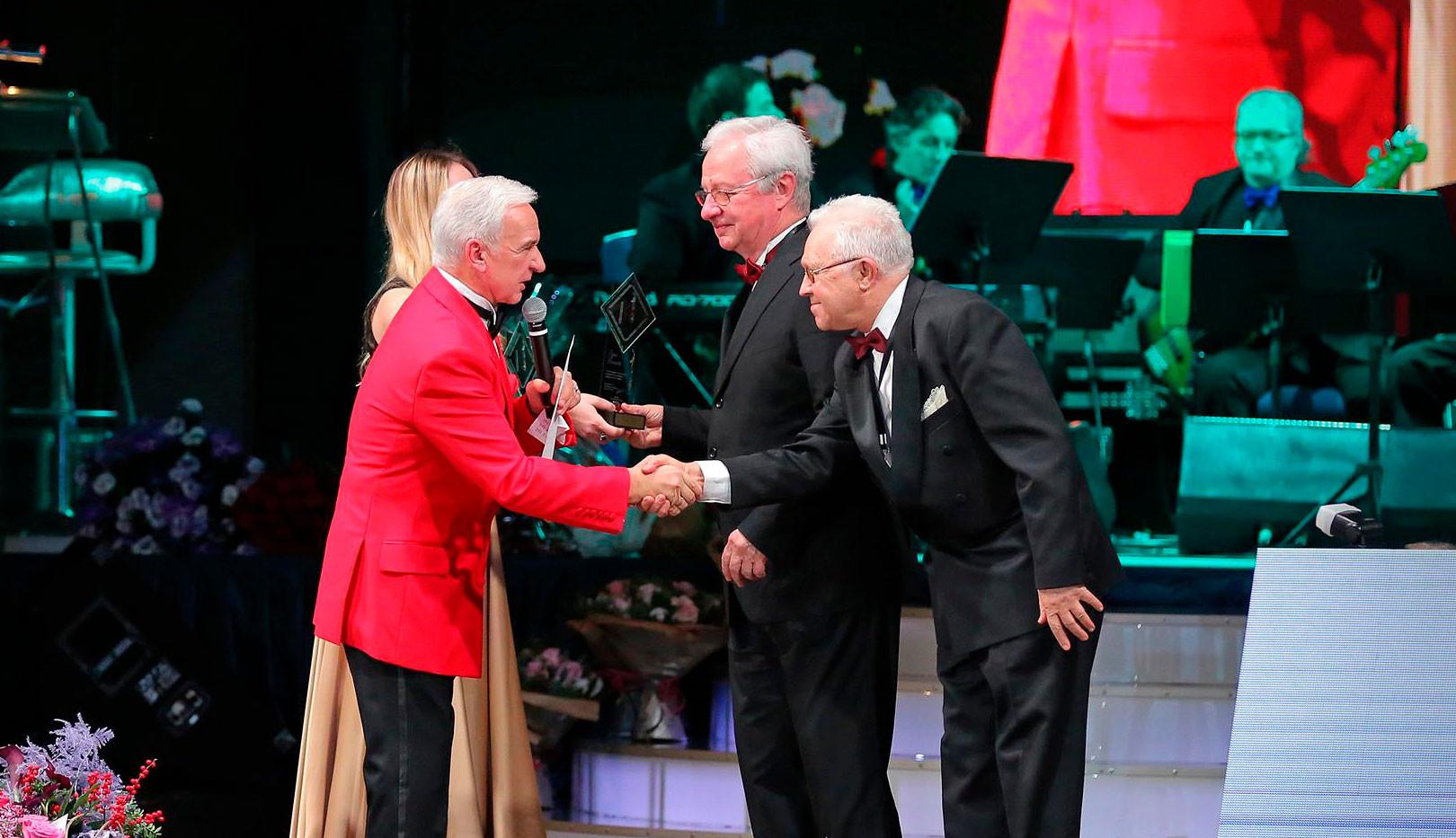 Станислав Попов, Виктор Попов, Бруно Белоусов, фото Елена Анашина