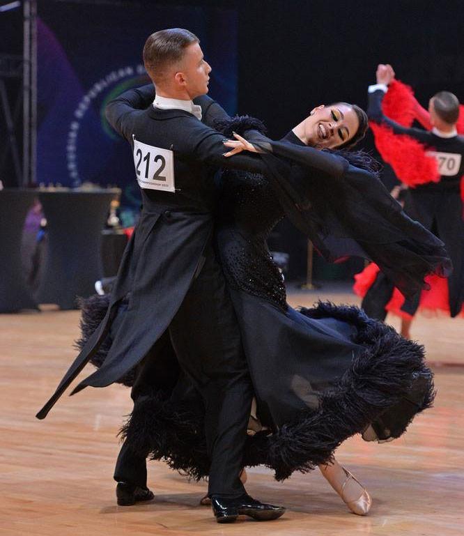 Илья Волков и Екатерина Стасюк