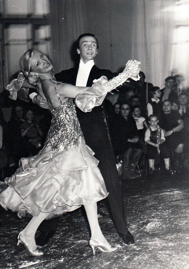 Станислав и Людмила Поповы.