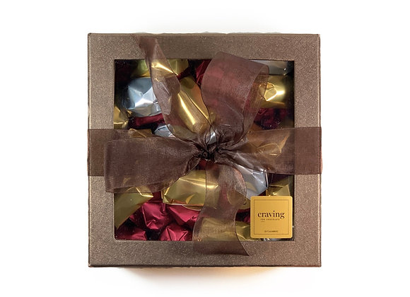 Assorted Dark Chocolate Box - Extra Large
