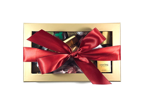 Assorted Milk Chocolate Box - Large