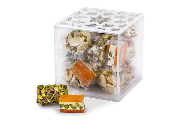 Mixed Nougat Cube