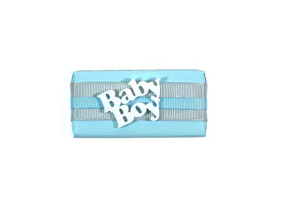 Blue Stripe - Boy's