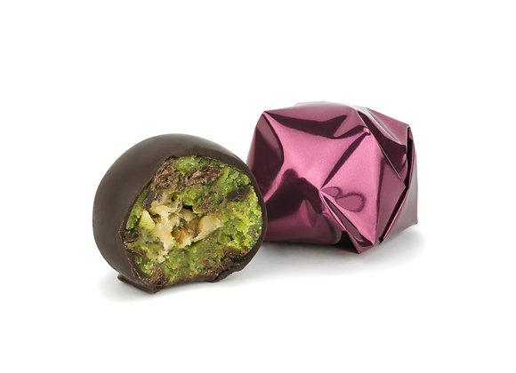 Pistachio and Walnut Ball