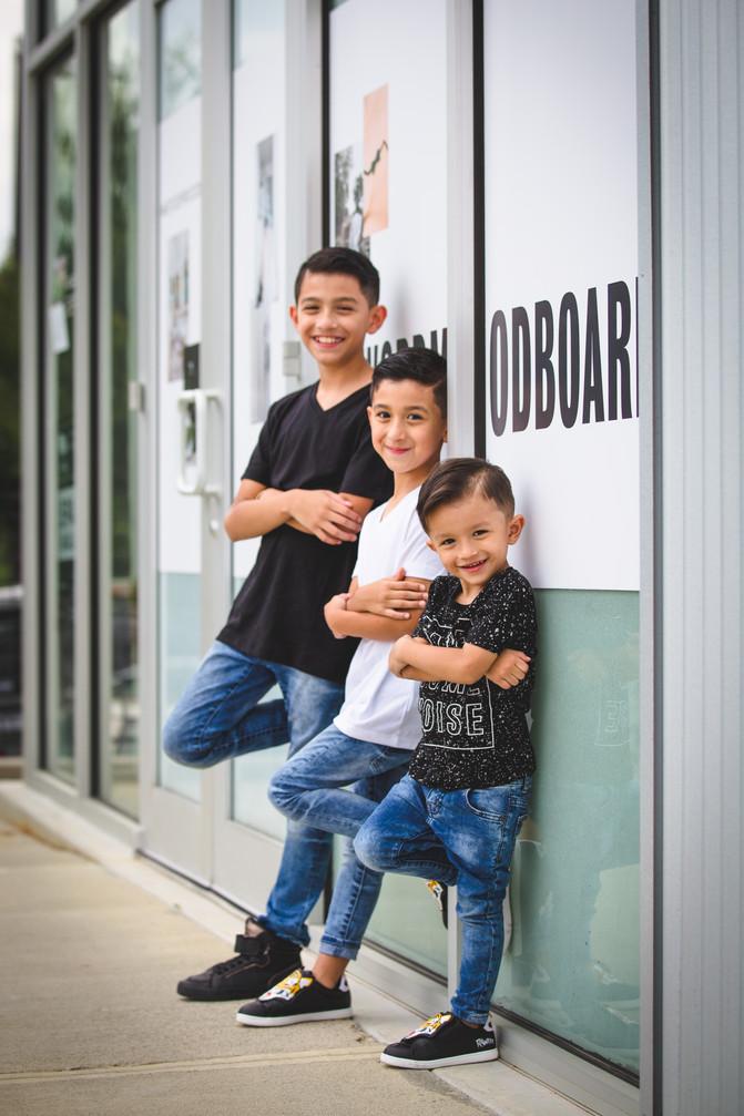 Atlanta Family Photoshoot -The Sanchez's