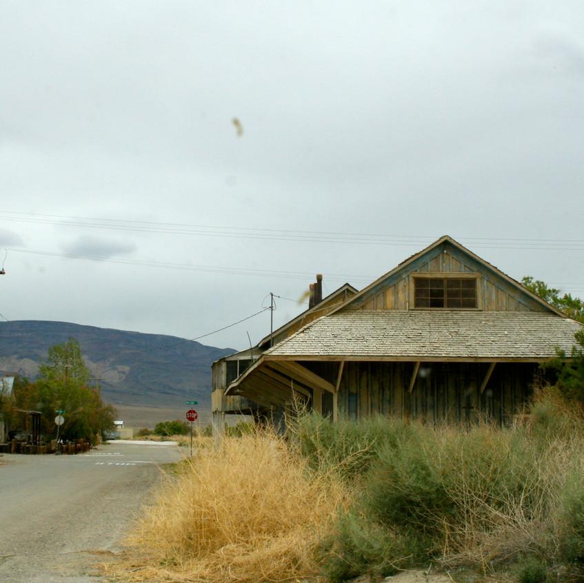 Abandoned train station, version 1.