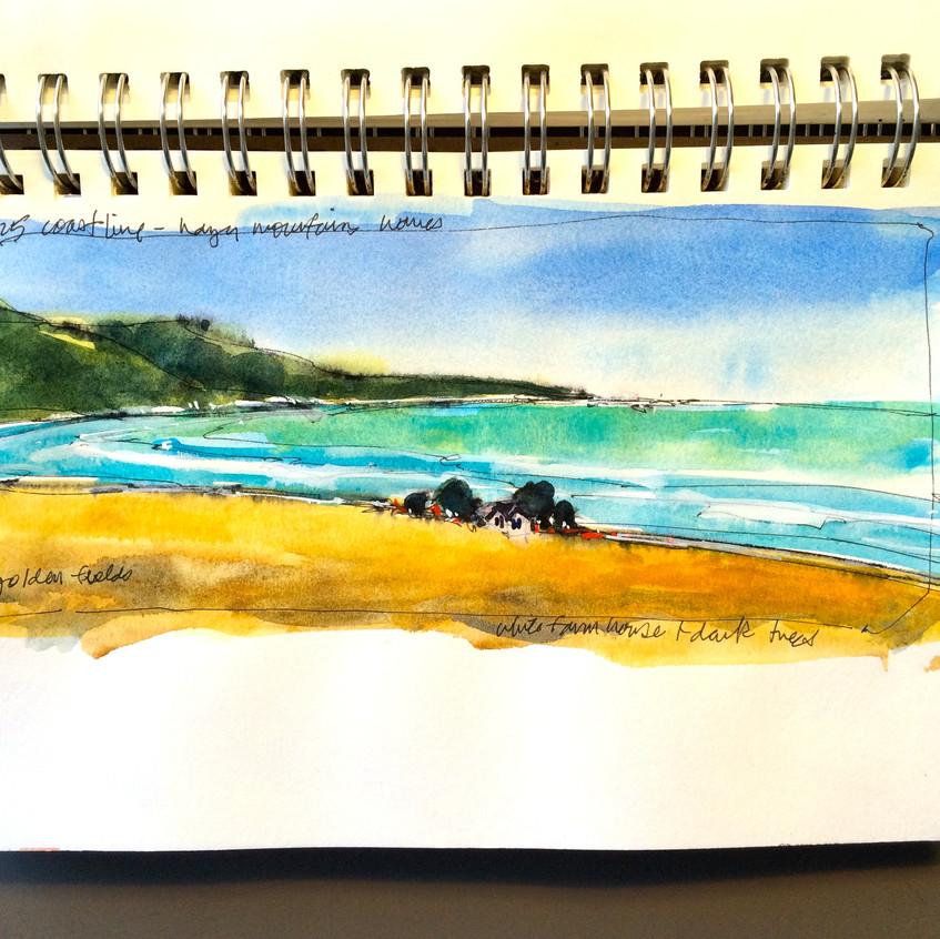 19 Coastline, Monday afternoon
