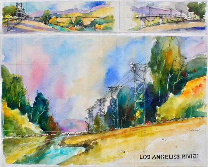 LA River Path