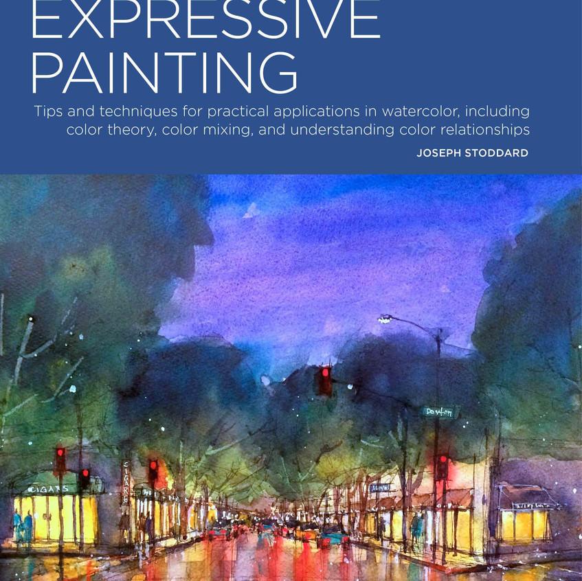 Portfolio Expressive Painting cover