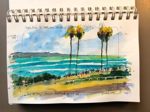 San Luis Obispo Sketches