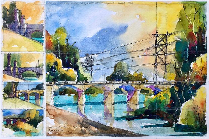 Hyperion Avenue Bridge