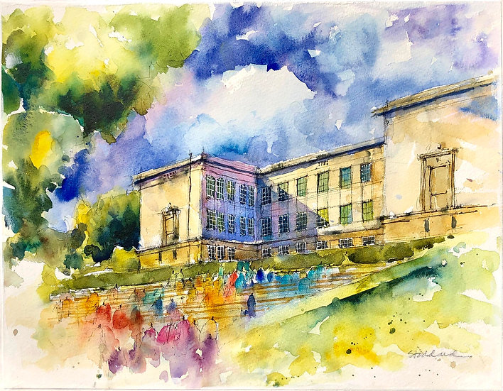University of Redlands Amphitheater