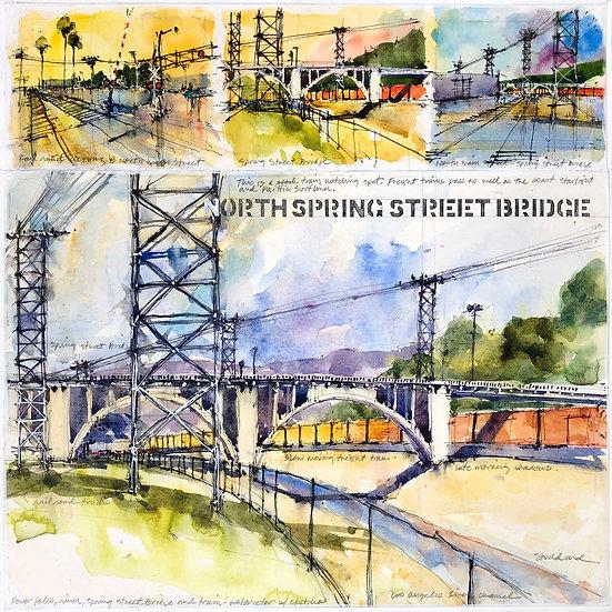 North Spring Street Bridge