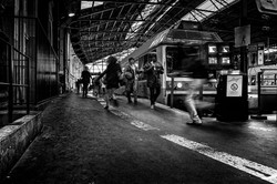 A commuter's life