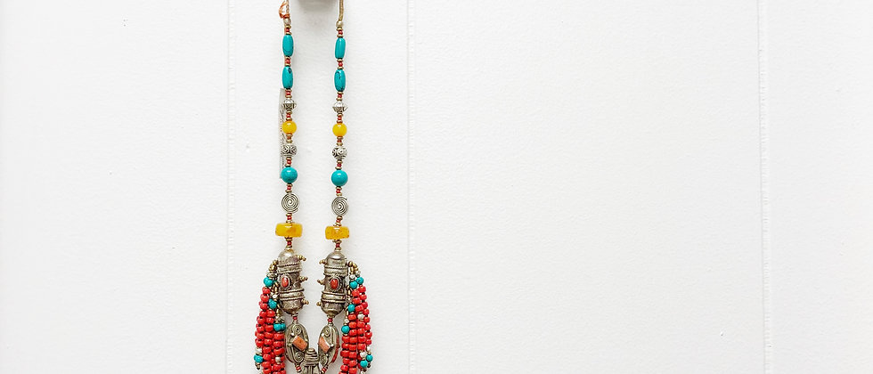 Bejeweled East India Necklace