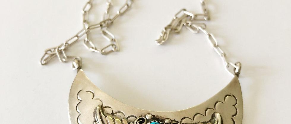 Sleeping Beauty Luna Necklace
