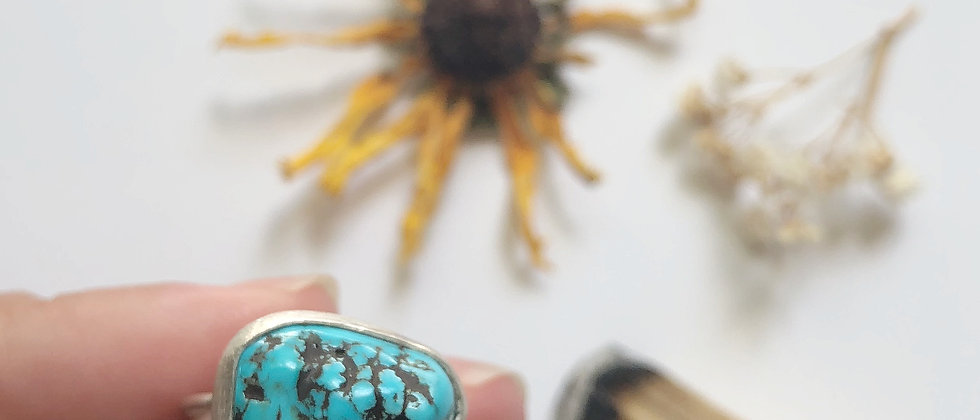 Classic American Turquoise Stacker