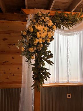 Wedding Arch | Silk Floral Rental