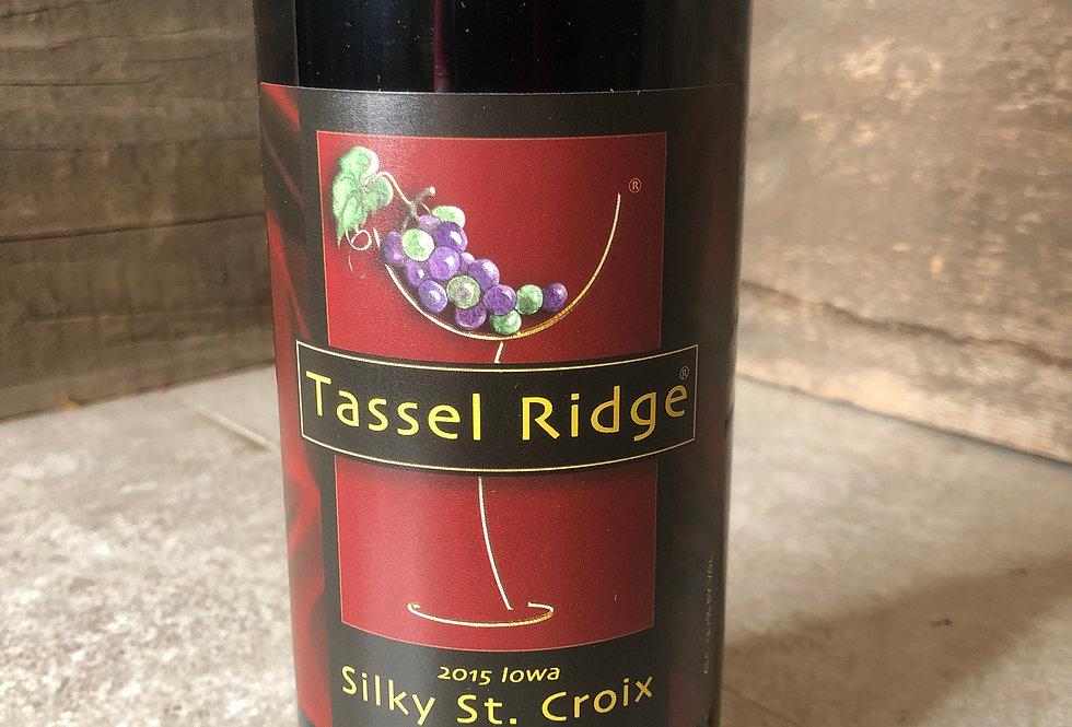 2015 Iowa Silky St. Croix Wine