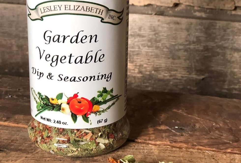 Garden Vegetable Dip & Seasoning