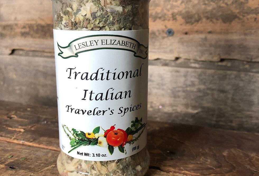 Traditional Italian Seasoning & Sauce Mix