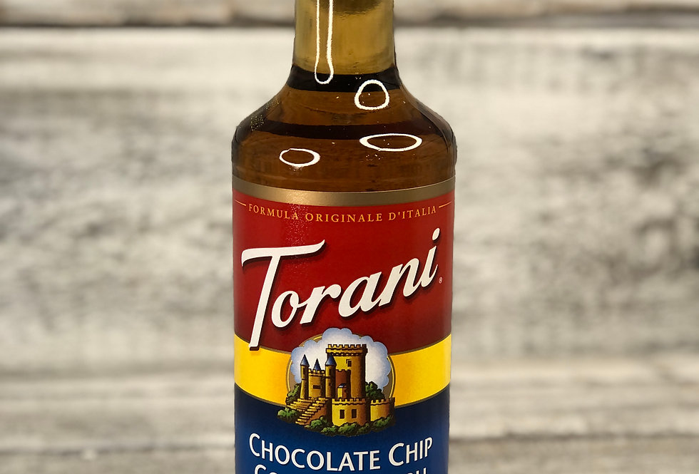 Torani Syrup - Chocolate Chip Cookie Dough