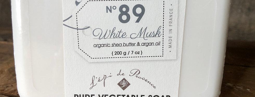White Musk Soap