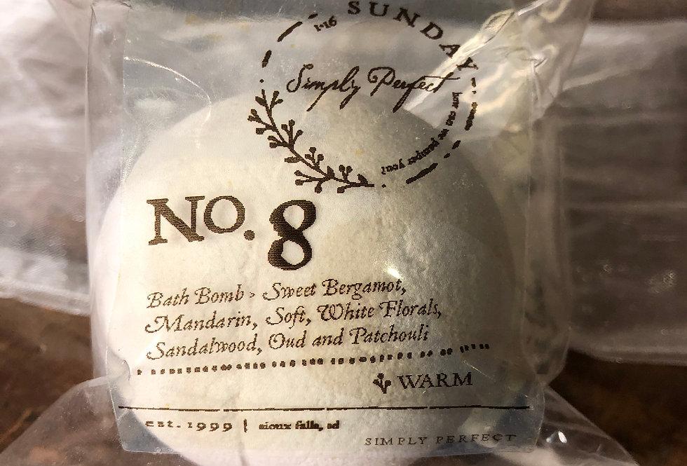 No. 8 Bath Bomb