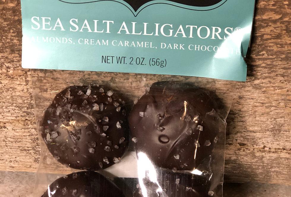 Sea Salt Alligator Candy - Bag