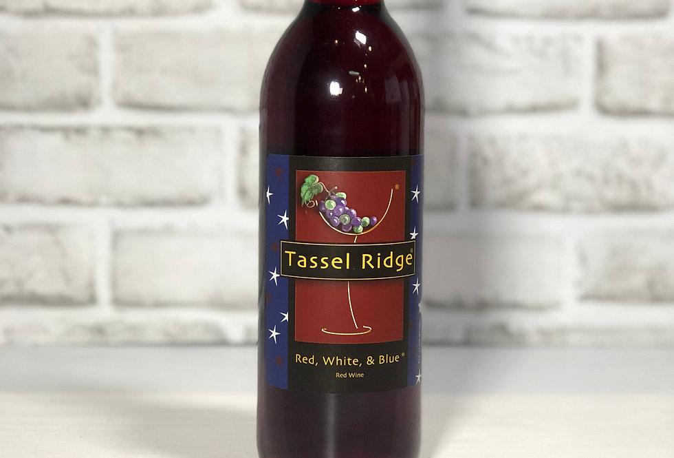 Red, White, & Blue Wine