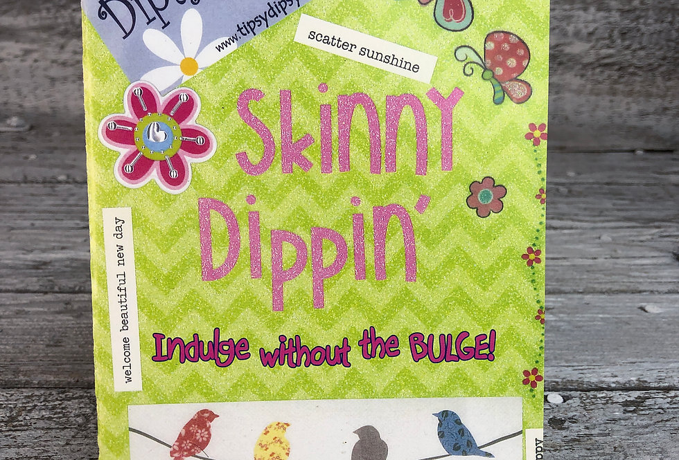 Skinny Dippin Cookbook by Dipsy Daisy