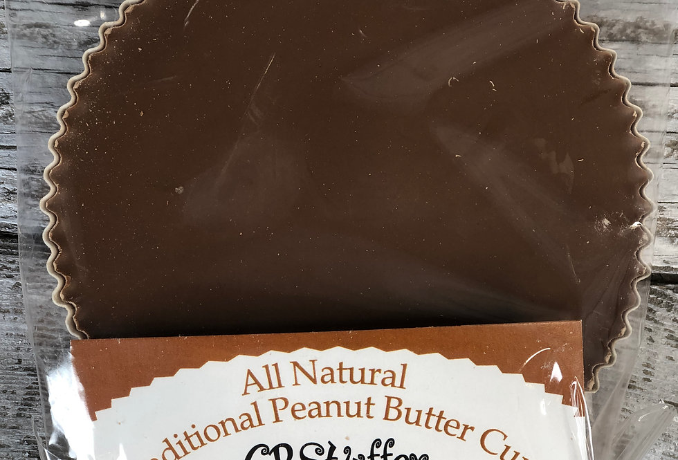 All Natural Milk Chocolate Peanut Butter Cups