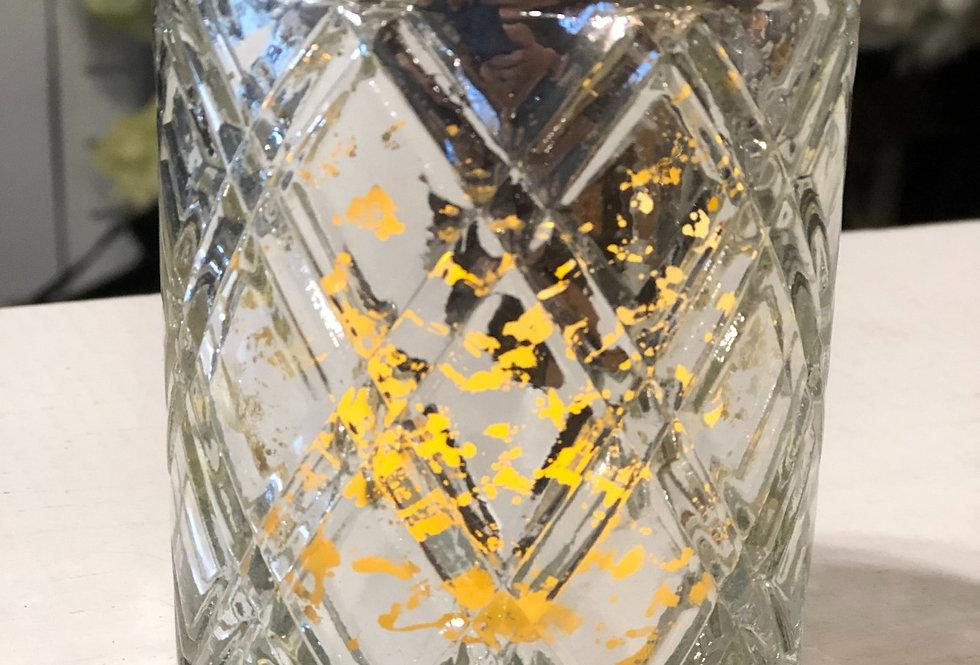 Mercury Votive Candle Holder