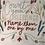 Thumbnail: Count Your Blessings Flour Sack Towel