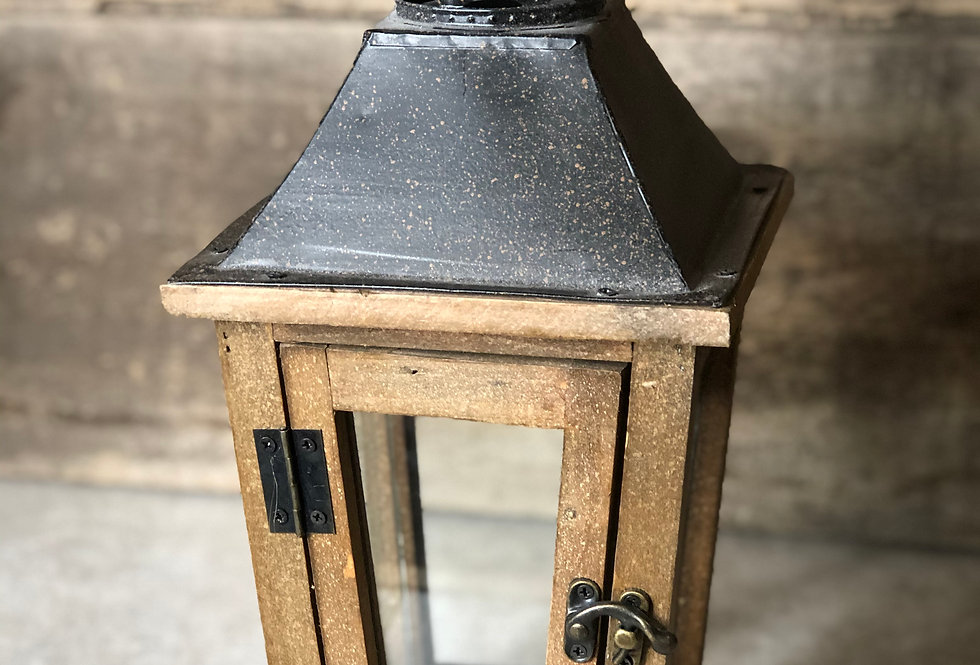 Tapered Lantern