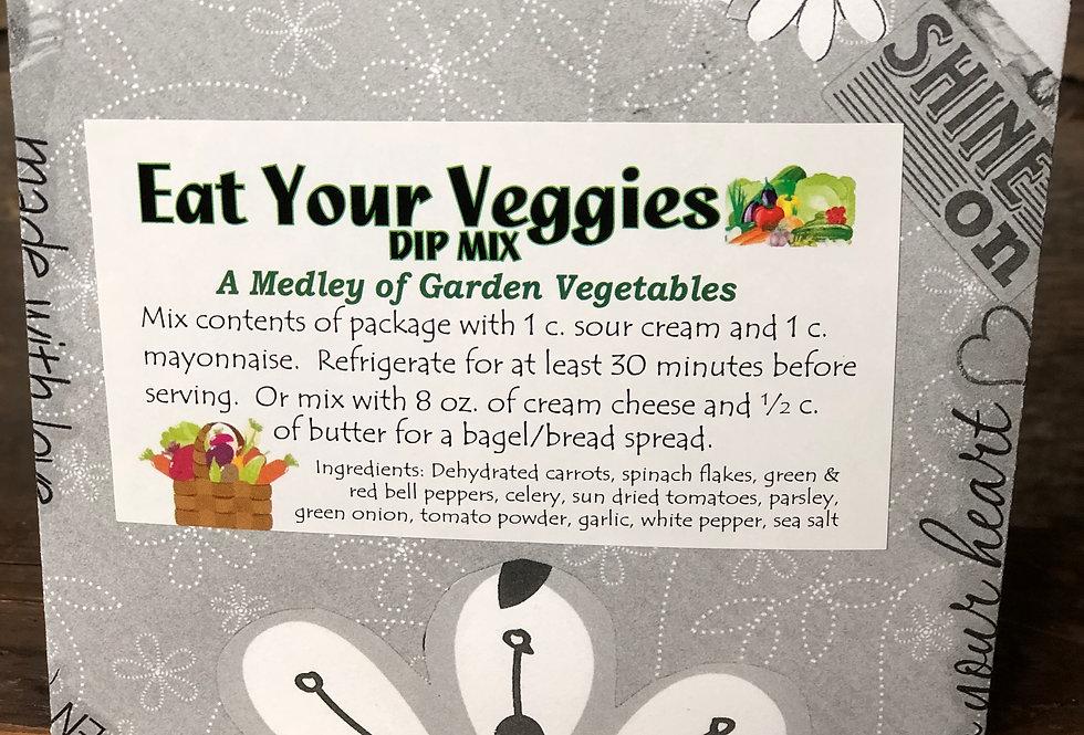 Eat Your Veggies Dip Mix