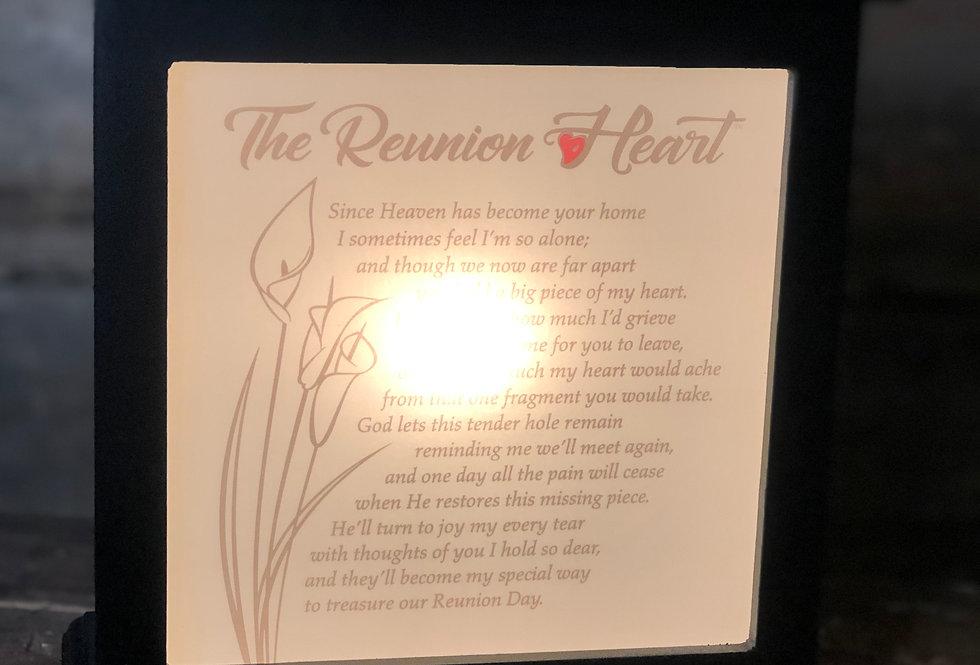 The Reunion Heart