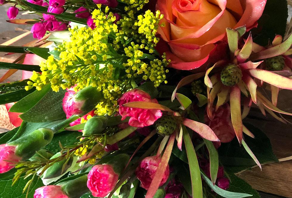 Heart 'n Home Fresh Market Bouquet - no vase