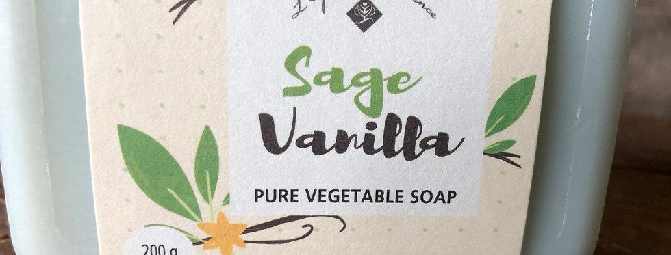 Sage Vanilla Soap