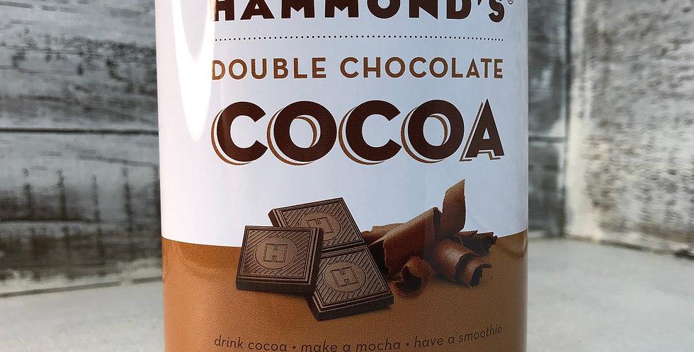 Double Chocolate Cocoa Mix