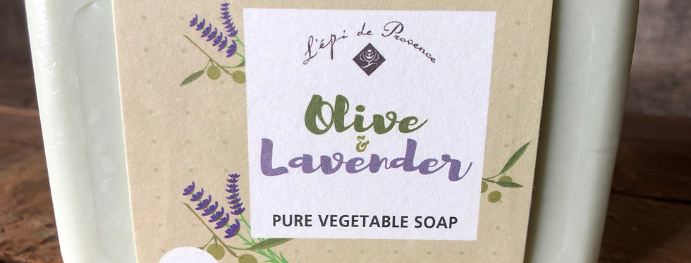 Olive and Lavender Soap