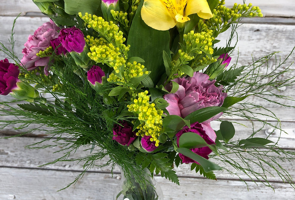 Countryside Hug Bouquet