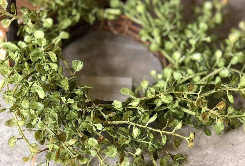 Pepperberry Leaf Wreath