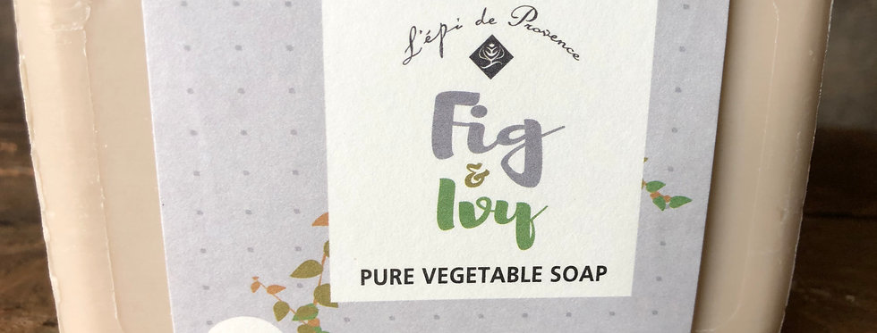 Fig and Ivy Soap